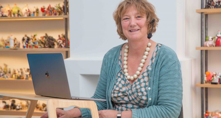 Caroline Franssen online coaching