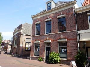 Gebouw Relatie Academie aan de Tollenstraat 39 in Culemborg